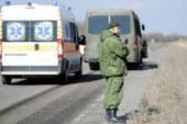 ЛНР передала тела погибших диверсантов ВСУ волонтерам