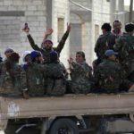 Курды столкнулись с российскими наемниками