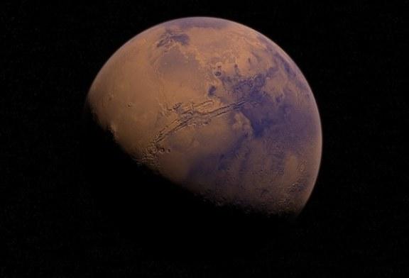 Российский радиолюбитель обнаружил на Марсе «заброшенный город»