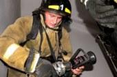 На западе Москвы ликвидировали пожар в автосервисе
