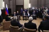 Песков: Путин встречается с Баширом как с легитимным президентом Судана