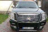 Владельцу авто на еврономерах присудили неслыханно большой штраф (видео)