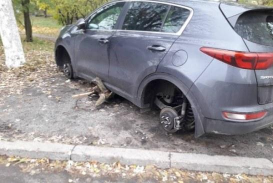 Как заставить полицию искать украденные колеса: Совет юриста