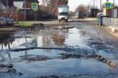 Народный фронт выбрал лучшие фотографии убитых дорог