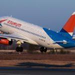 Авиакомпания «Азимут» намерена начать полеты в страны ЕАЭС