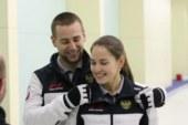 Россияне выступят в олимпийском керлинге семейной парой