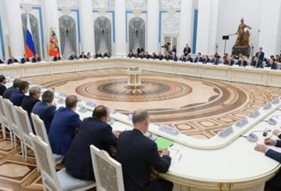 Обновления в культуре: члены президентского совета пообщались с Путиным