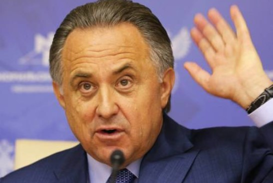 Сборная России по футболу неплохо поработала в 2017 году, считает Мутко