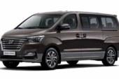 В Россию привезут новый Hyundai H-1