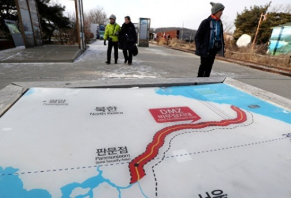 Сеул и Пхеньян договорились возобновить переговоры по военным вопросам