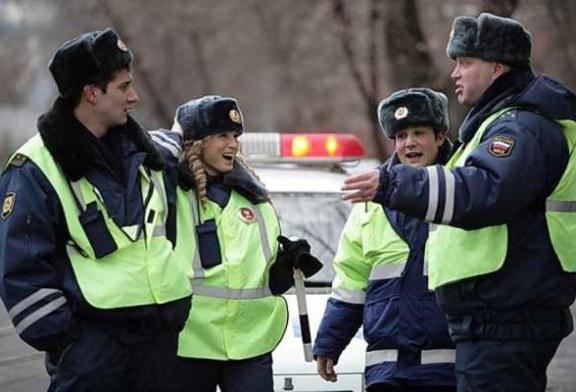 Новогоднее сокращение в ГИБДД: уволят каждого пятого гаишника