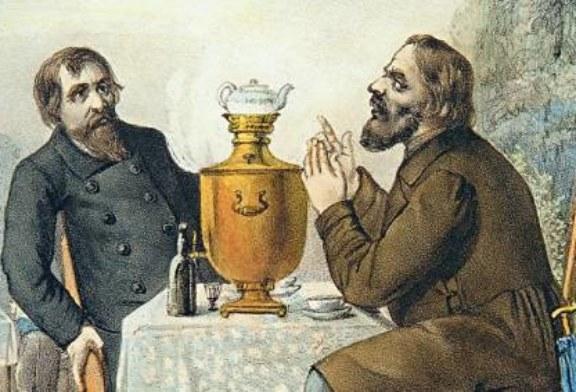 Красные блины, страсбургский пирог и другие изыски старинной русской кухни
