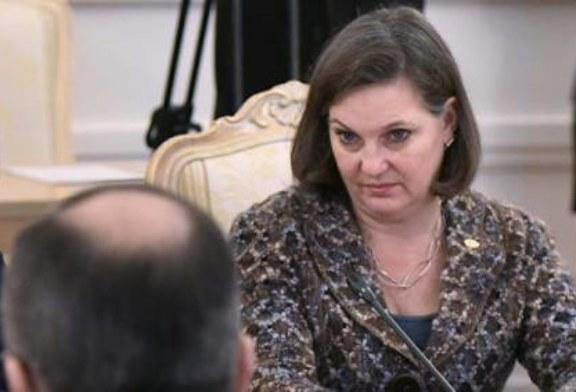 Лавров заявил, что не доводил до слез Викторию Нуланд