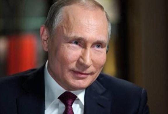 Путин посетовал на «несущего пургу» Пескова