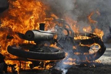 Мотоциклист засудил заправку за сгоревший «Харлей»