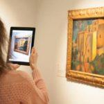 В Пушкинском музее представили приложение дополненной реальности: шедевры ожили
