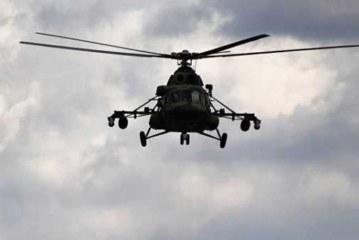 «Задел землю, перевернулся и упал»: вертолет Ми-8 разбился в Чечне
