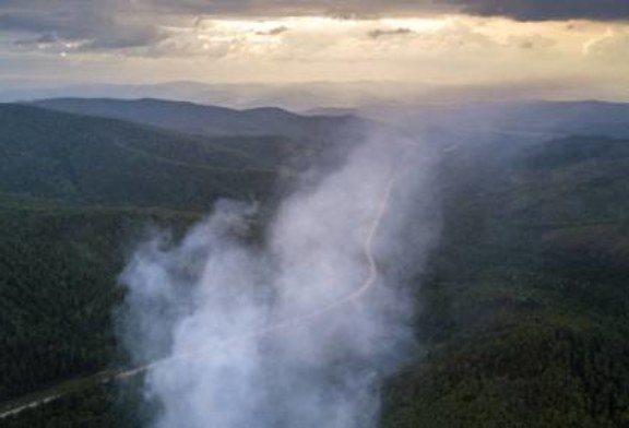 Ученые рассказали, какие регионы России может накрыть дым от летних пожаров