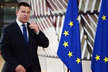 Премьер Эстонии отменил запланированную поездку в Красноярск