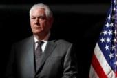 Глава Пентагона: уход Тиллерсона не повлияет на отношения США с союзниками