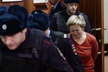 Суд арестовал управляющую ТЦ «Зимняя вишня»