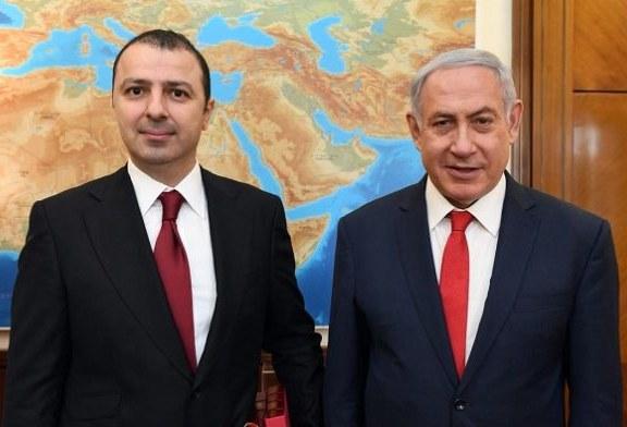 Встреча премьер-министра Израиля с главой Всемирного Конгресса Горских Евреев