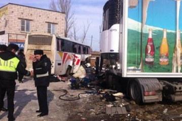 СК начал проверку после аварии с автобусом из Армении в Воронежской области