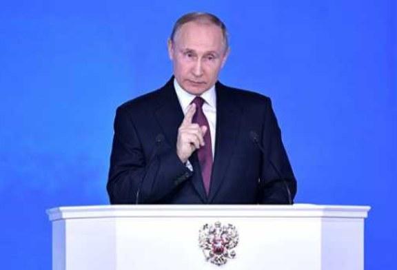 Песков назвал основную идею послания Путина Федеральному Собранию