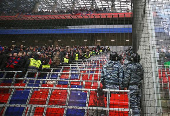Российские фанаты: «Будем молчать. Будьте вы, твари, прокляты!»