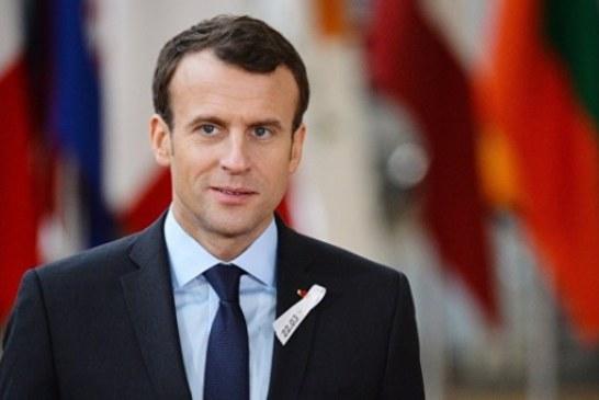 Президент Эстонии проведет переговоры с Макроном