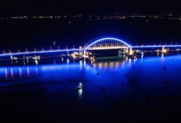 Сегодня Путин откроет Крымский мост