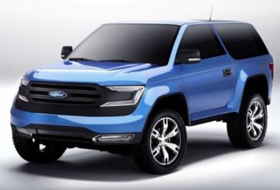 Maverick возвращается: Ford готовит сразу три новых кроссовера