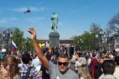 СЖР пообещал разобраться с задержаниями журналистов на протестах в Москве