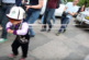 Пятилетний мальчик из Киргизии сдвинул с места внедорожник