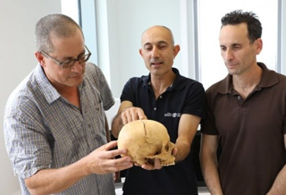 Под Иерусалимом нашли останки жертвы кровной мести тысячелетней давности