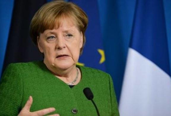 Меркель разочаровалась во встрече G7 в Канаде