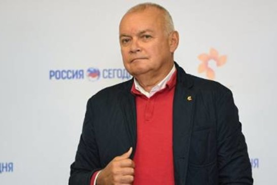 Киселев прокомментировал попытку СБУ завербовать журналистку РИА Новости