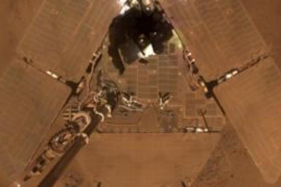 Марсоход «Оппортьюнити» накрыло пылевым штормом. Работа ровера под угрозой