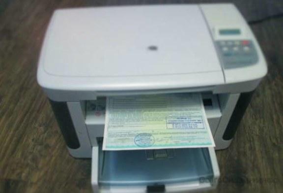 Медведев предложил печатать полисы ОСАГО на обычном принтере