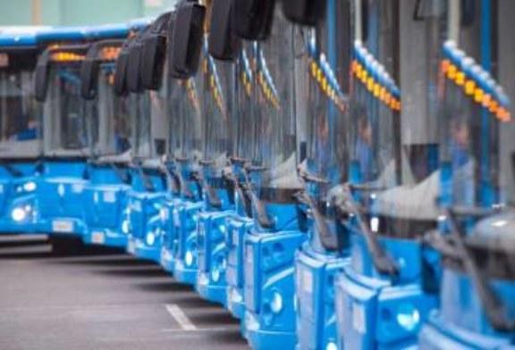 Москва купила 768 автобусов с климат-контролем и медиаэкранами