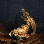 Испорченного вандалом «Ивана Грозного» будут реставрировать в онлайн-режиме