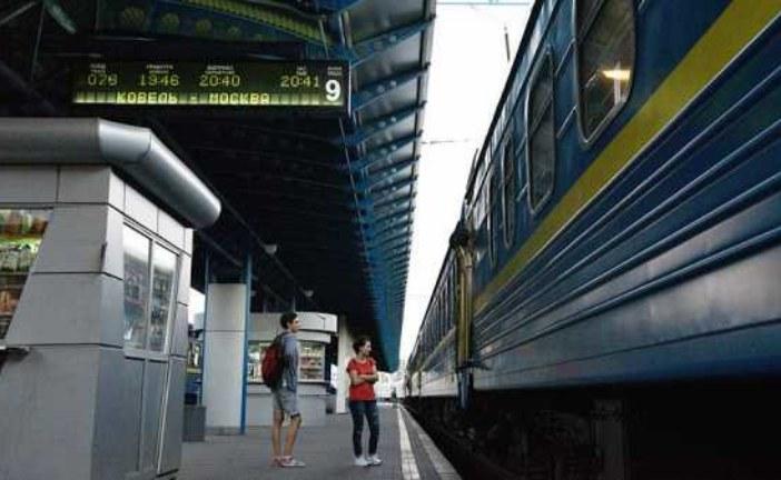 Минтранс России подготовился к остановке ж/д сообщения с Украиной