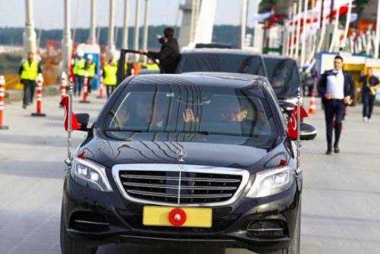 В Киргизии разогнали руководство ГАИ за то, что жена Эрдогана попала в пробку