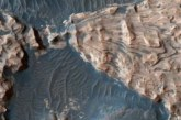 Ученые объяснили возникновение гигантских речных каньонов на Марсе