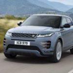 Новый Range Rover Evoque будет следить за хозяином