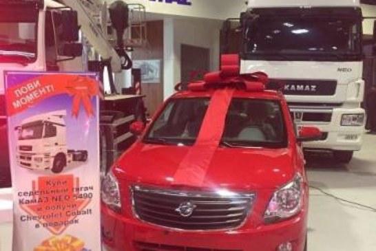 Семейным узбекам под Новый год дарят халявные Ravon Cobalt