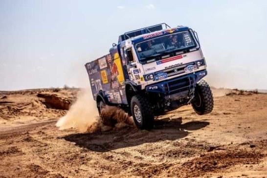 «Дакар» наш! Первое и второе место в гонке заняли экипажи «КАМАЗа»
