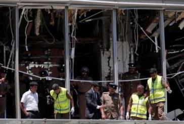 Власти Шри-Ланки установили организаторов взрывов