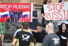 «Русофобская провокация» или «ползучая оккупация»? Что говорят о беспорядках в Тбилиси