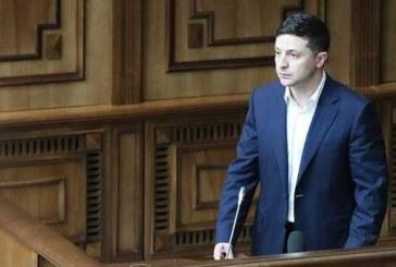 Зеленский посчитал «трешем» украинские законы